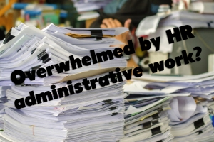 HR Admin work